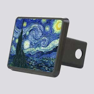 Van Gogh Starry Night Rectangular Hitch Cover