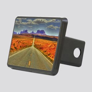 Monument Valley Rectangular Hitch Cover