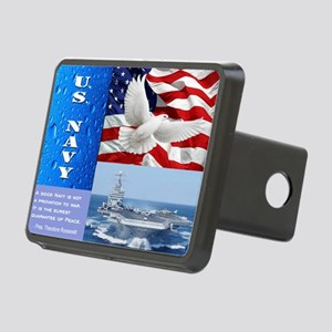 U.S. Navy Rectangular Hitch Cover