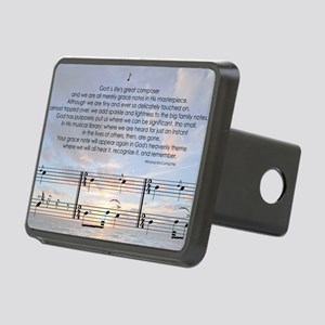 Grace Note l4x10 copy Rectangular Hitch Cover