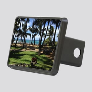 Maui Serenity Rectangular Hitch Cover