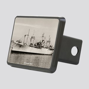 uss mazama large framed pr Rectangular Hitch Cover
