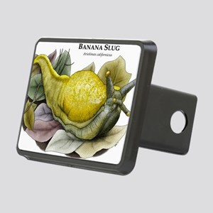 Banana Slug Rectangular Hitch Cover