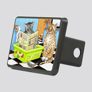 Cat 464 Rectangular Hitch Cover