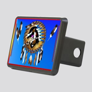 Spiritual Horse Rectangular Hitch Cover