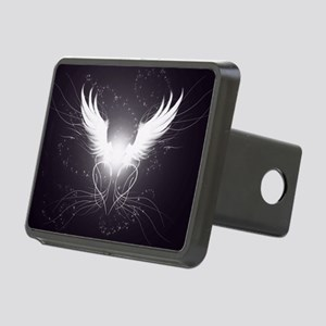 2-wings2.5 Rectangular Hitch Cover
