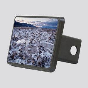 Flooded salt flat - Hitch Cover