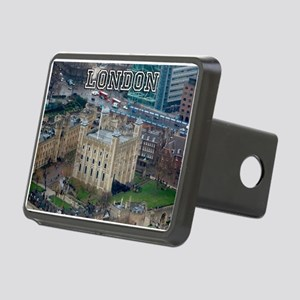 Tower of London Pro Photo Rectangular Hitch Cover