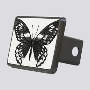 butterflydarksm Rectangular Hitch Cover