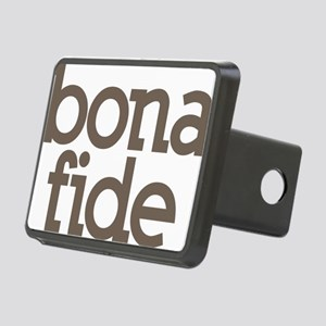 bona fide Rectangular Hitch Cover