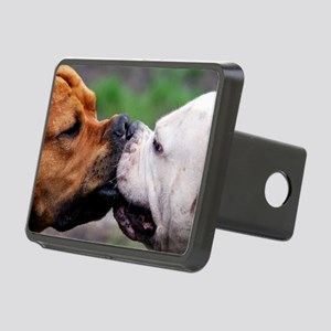 Pit Bulls post Rectangular Hitch Cover
