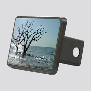 postcard edisto ghost tree Rectangular Hitch Cover