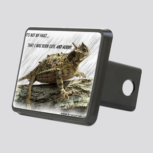Horny Toad Pic cp Rectangular Hitch Cover