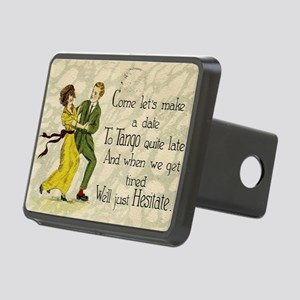 tango Rectangular Hitch Cover