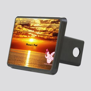 Heaven's path Rectangular Hitch Cover