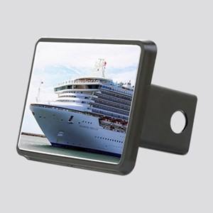 Cruise ship 15 Rectangular Hitch Cover