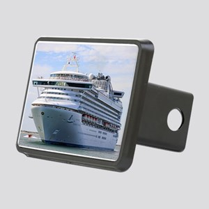 Cruise ship 13 Rectangular Hitch Cover