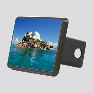 Tropical Island Hitch Cover