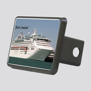 Just cruisin': Dawn Prince Rectangular Hitch Cover