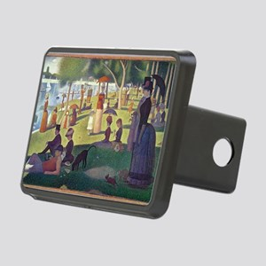 Sunday Afternoon on the Is Rectangular Hitch Cover