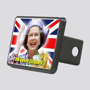 HM Queen Elizabeth II Rectangular Hitch Cover