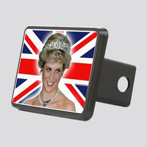 HRH Princess Diana Professional Photo Rectangular