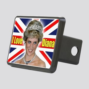 HRH Princess Diana Pro Photo Rectangular Hitch Cov