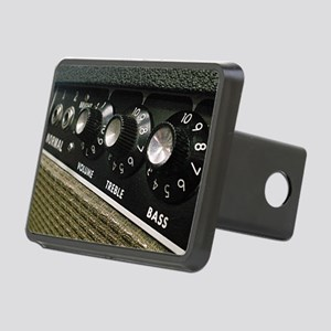 Amplifier panel Rectangular Hitch Cover