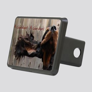 postcardFlyingGordon Rectangular Hitch Cover