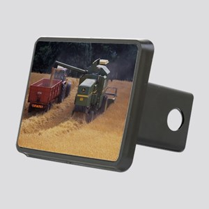 Combine harvester Rectangular Hitch Cover