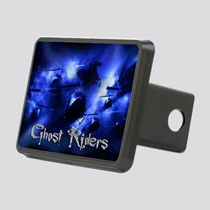 CD2Blue46+ Rectangular Hitch Cover