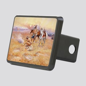 native americans Rectangular Hitch Cover