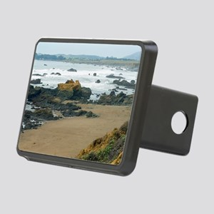 Central Coast Rocks Rectangular Hitch Cover