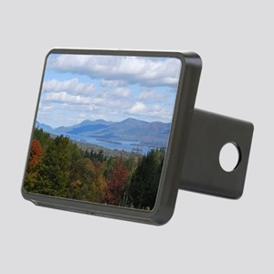 Lake George Valley Rectangular Hitch Cover