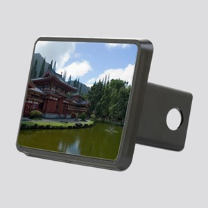 Byodo-In Buddhist Temple Rectangular Hitch Cover
