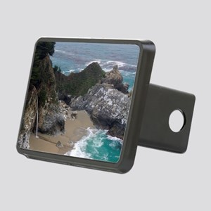 McWay waterfalls Rectangular Hitch Cover