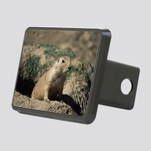 Prairie dog Rectangular Hitch Cover
