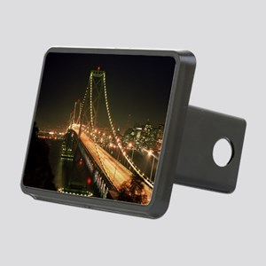 Oakland Bay Bridge Rectangular Hitch Cover
