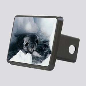 Weddell seal Rectangular Hitch Cover
