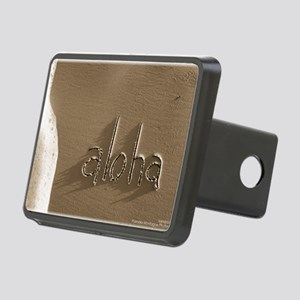 aloha Rectangular Hitch Cover
