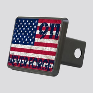 USA 911 Rectangular Hitch Cover