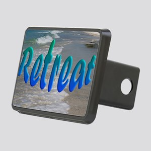 Gulf and Bay Retreat Rectangular Hitch Cover