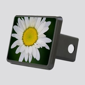 Daisy in the Morning Rectangular Hitch Cover