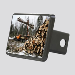 Logging Rectangular Hitch Cover