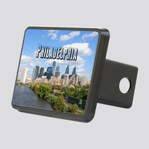 Philadephia_Rect_Skyline Rectangular Hitch Cover