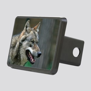 Wolf 002 Rectangular Hitch Cover