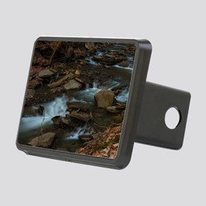 Finger Lakes waterfall Rectangular Hitch Cover