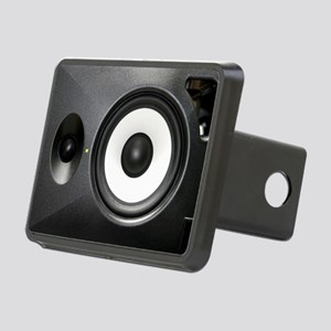Loudspeaker Rectangular Hitch Cover