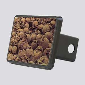 pileofskulls_miniposter_12 Rectangular Hitch Cover