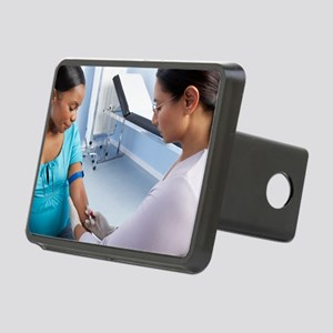 Obstetric examination Rectangular Hitch Cover